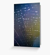 Starry Skies Greeting Card