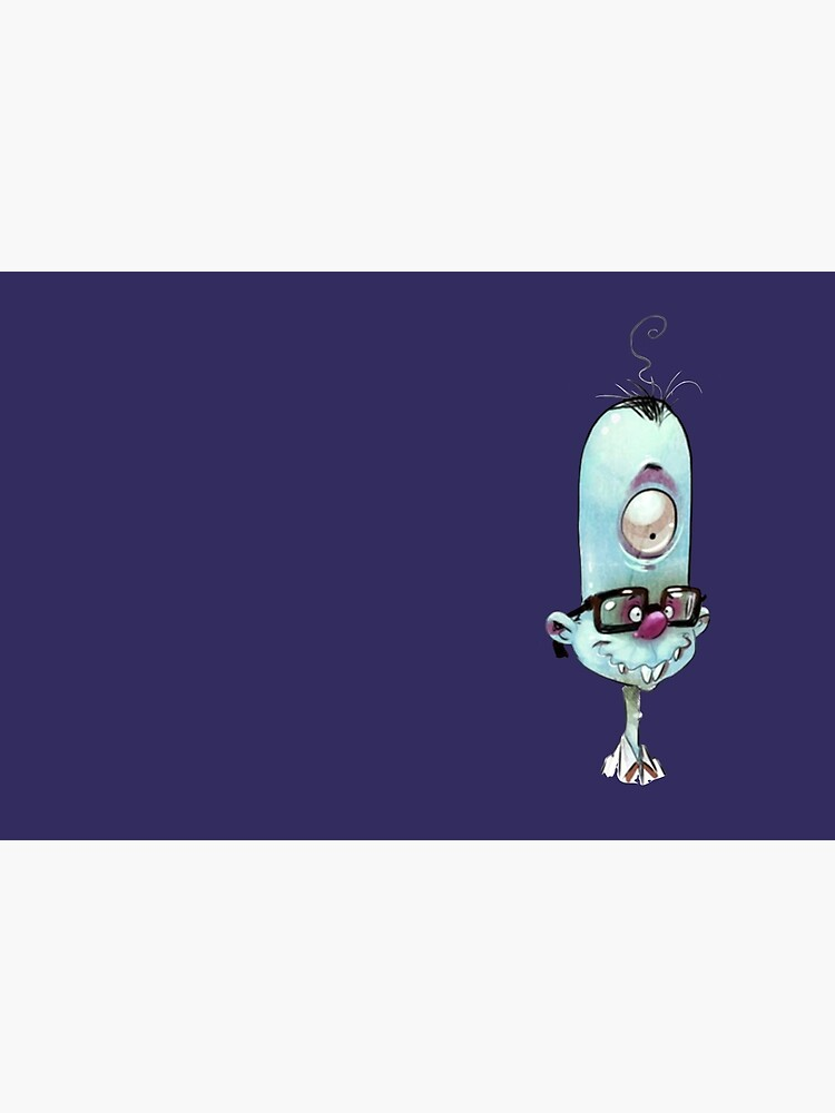 Alien-Jochen by Zapf von joti