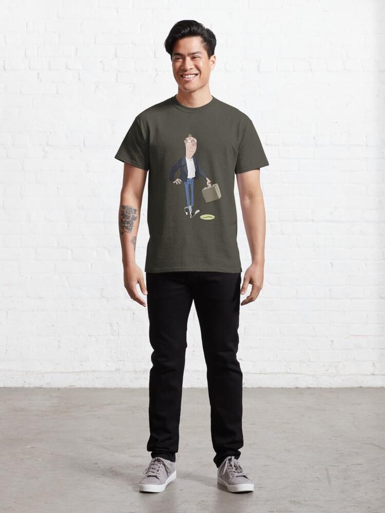 Alternative Ansicht von 50s-Retro-Jochen by Gilmec (Daniel Djanie) Classic T-Shirt