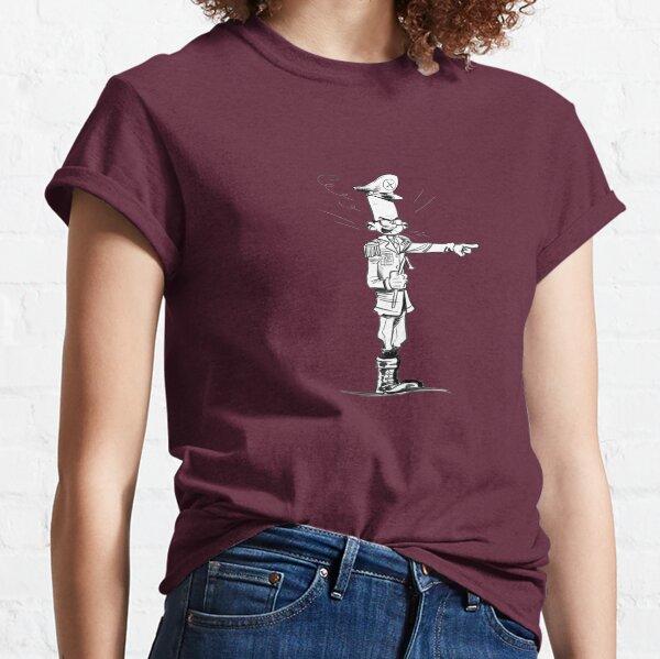 Spirou-Style-Jochen by Zapf Classic T-Shirt