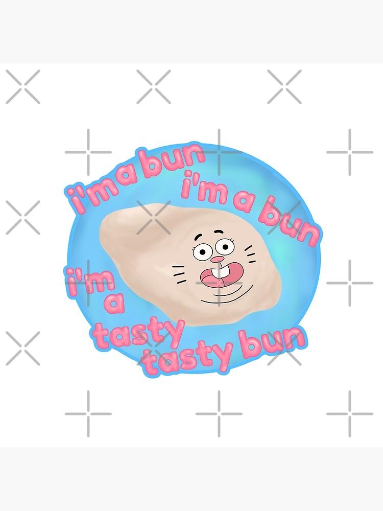 I'm A Bun Richard Amazing World of Gumball by DumbGail