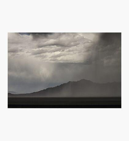 Bonneville Showers Photographic Print
