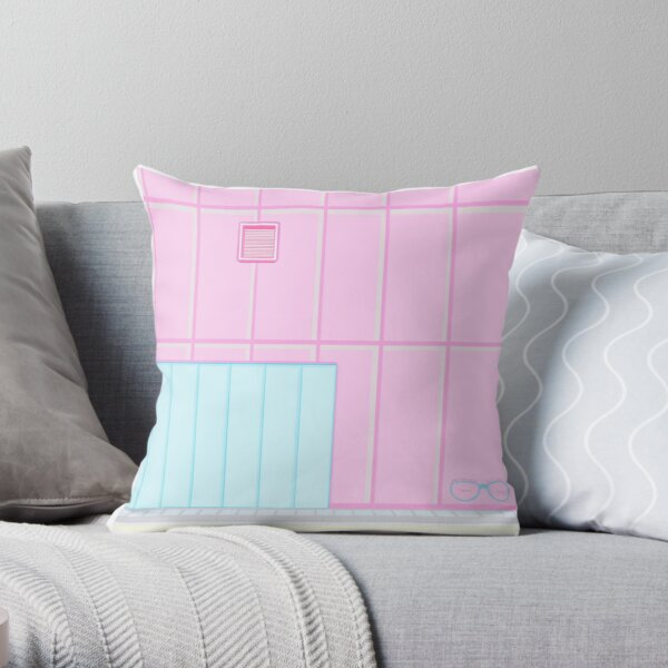 Pastel Aesthetic 1.0 Throw Pillow
