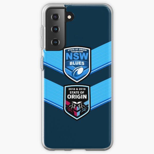 NSW State of Origin 2019 Champions Samsung Galaxy Soft Case