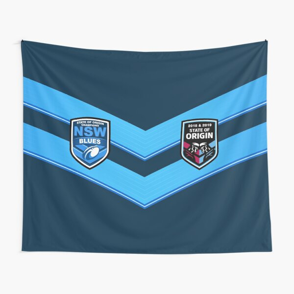 State of Origin 2019 NSW BACK2BACK Champions! Tapestry