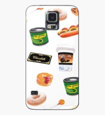You Stuffed Your Face! Case/Skin for Samsung Galaxy