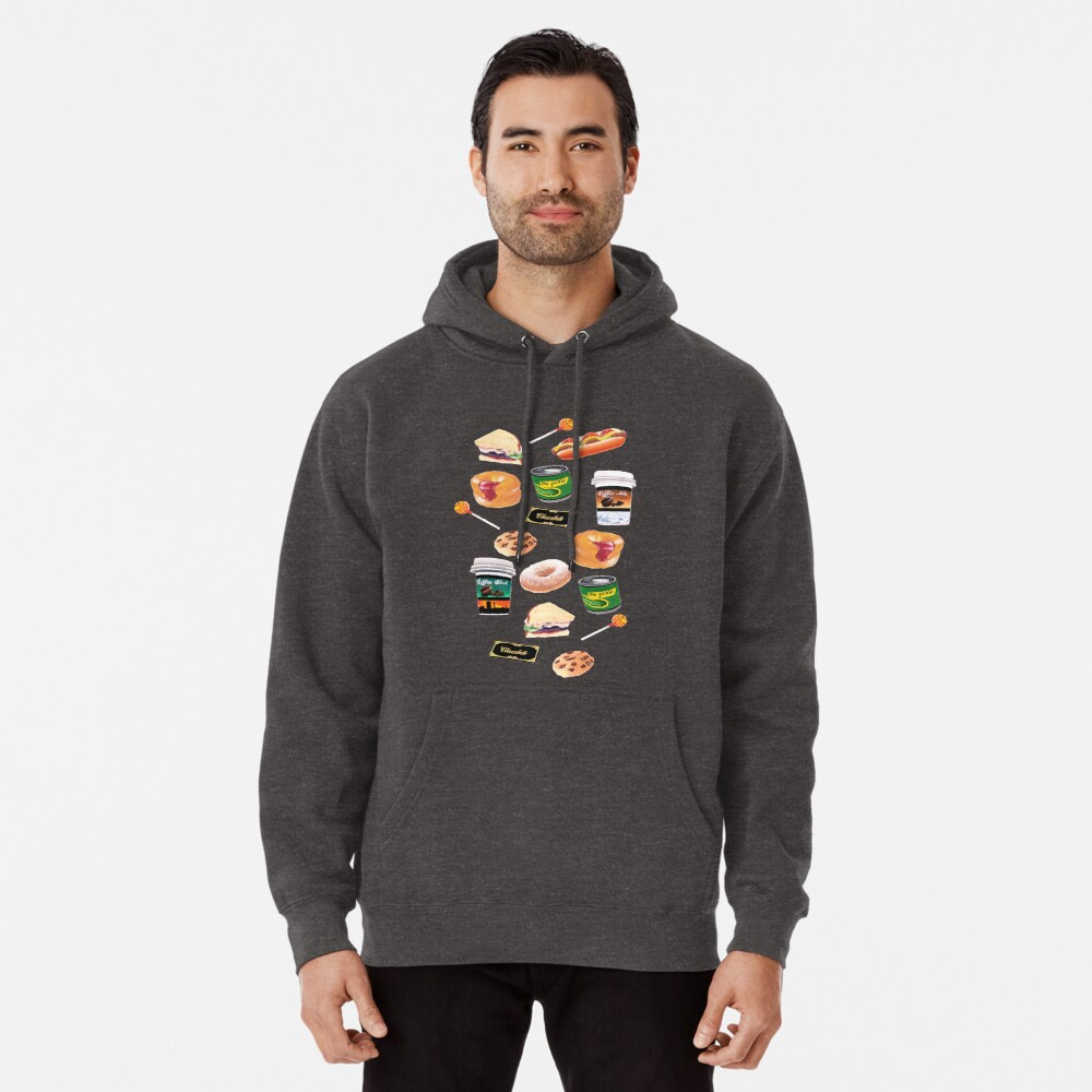 You Stuffed Your Face! Pullover Hoodie