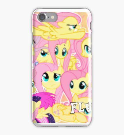 Fluttershy Blur iPhone Case/Skin