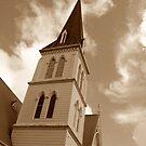 Cambridge Church, outside Hamilton, NZ by rmenaker