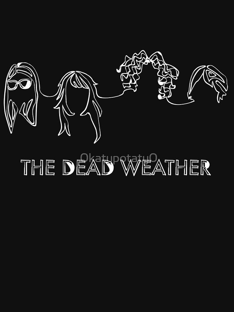 The Dead Weather- White | Unisex T-Shirt