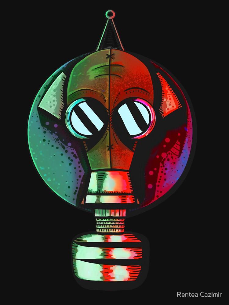 Cernobyl Gas Mask by perfectdraw
