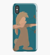 """Nibs Bow and """"Arrow"""" iPhone Case/Skin"""