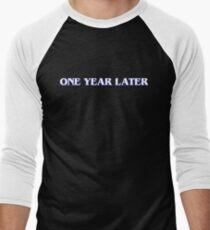 Stranger Things 3 | One Year Later Baseball ¾ Sleeve T-Shirt