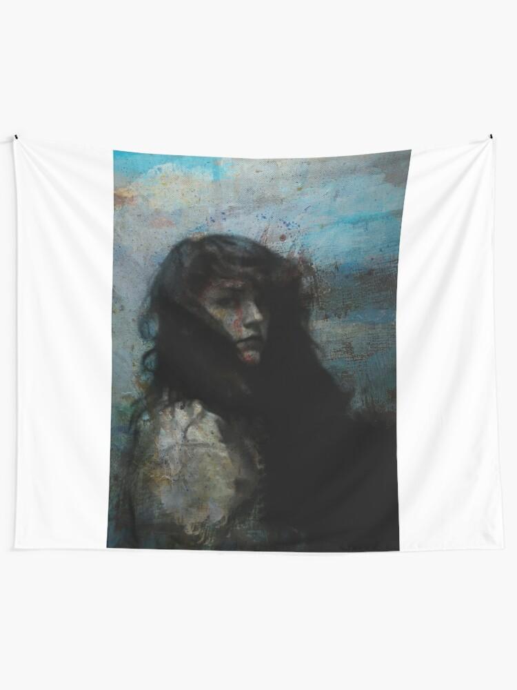 Alternate view of Stormbringer Tapestry