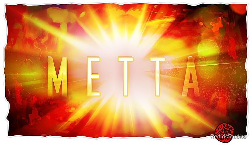 Metta Burst by RedIrisStudios