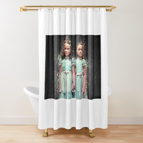 Come Play With Us Shower Curtain