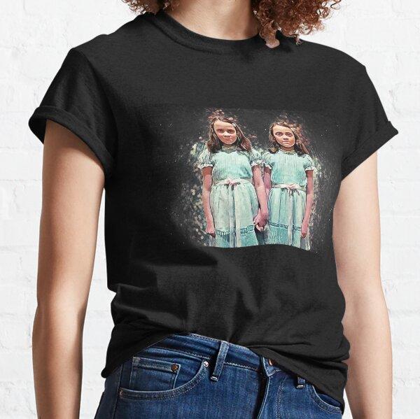 Ven a jugar con nosotros Camiseta clásica