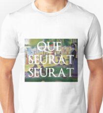 Que Seurat Seurat T-Shirt