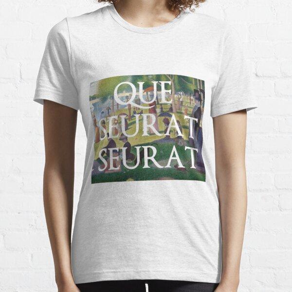 Que Seurat Seurat Essential T-Shirt