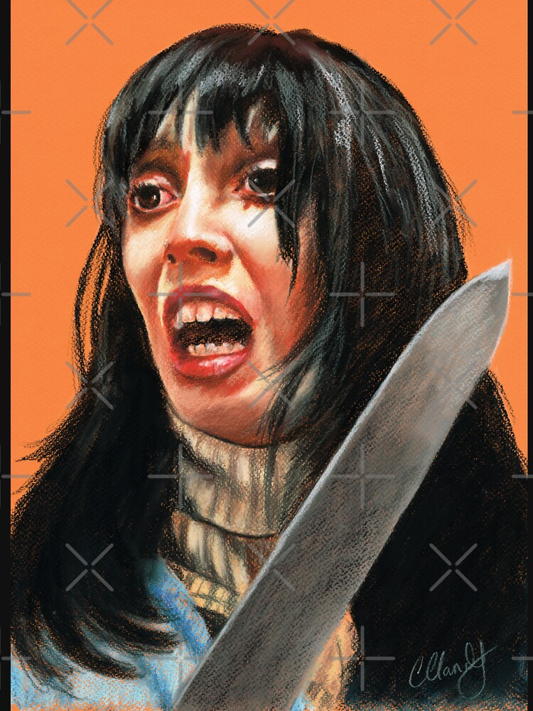 The Shining by ChantalHandley-