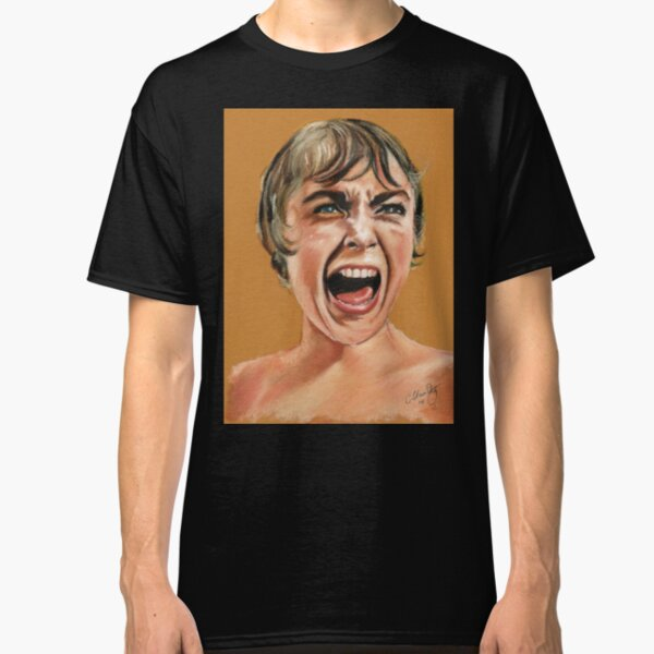 Psycho - Alfred Hitchcock Classic T-Shirt
