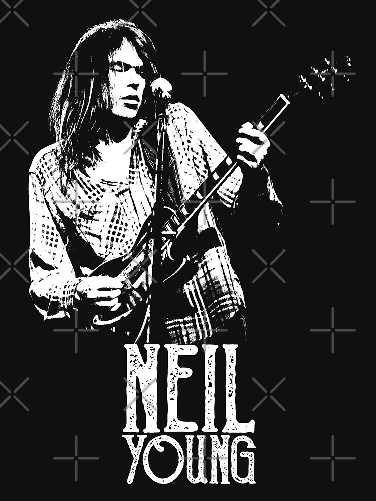 Young Neil - The White Stencil by fontastic
