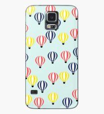 Cute Air Balloons Case/Skin for Samsung Galaxy