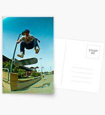 LGI Ledge Flip Postcards