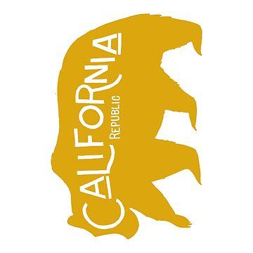 California Bear by arguellm