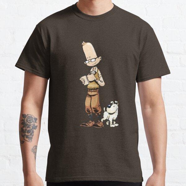 Till & Struppi by Zapf  Classic T-Shirt