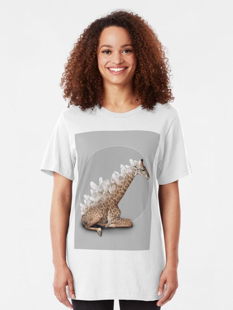 Alternate view of orenda III Slim Fit T-Shirt