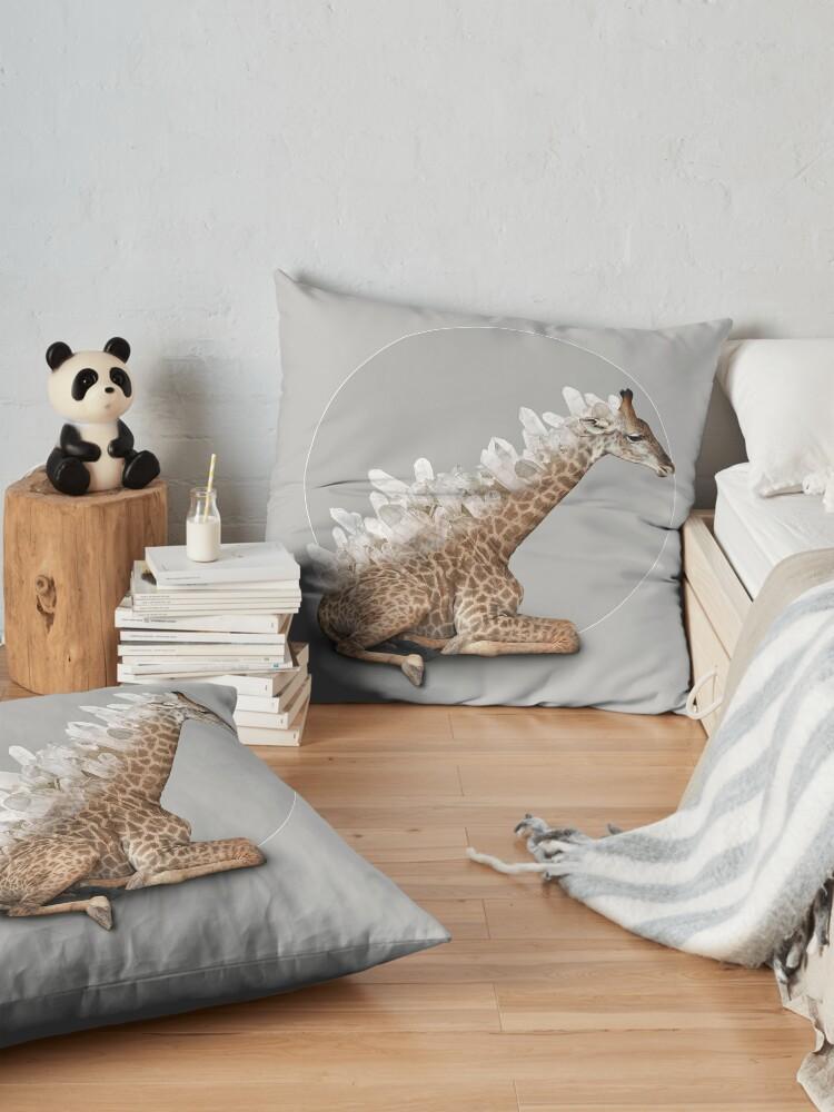 Alternate view of orenda III Floor Pillow