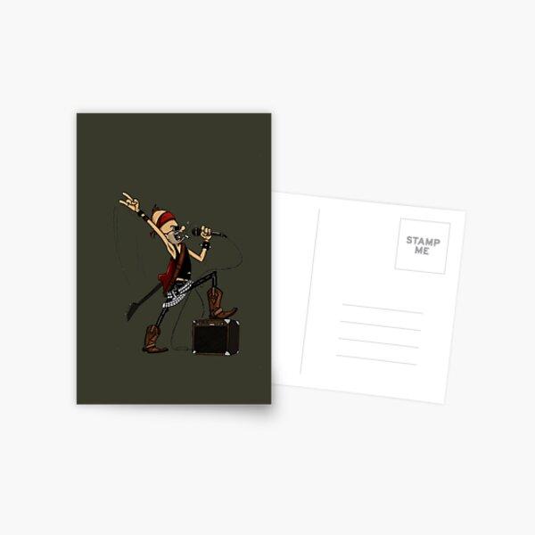 Rockstar Jochen by Zapf Postkarte