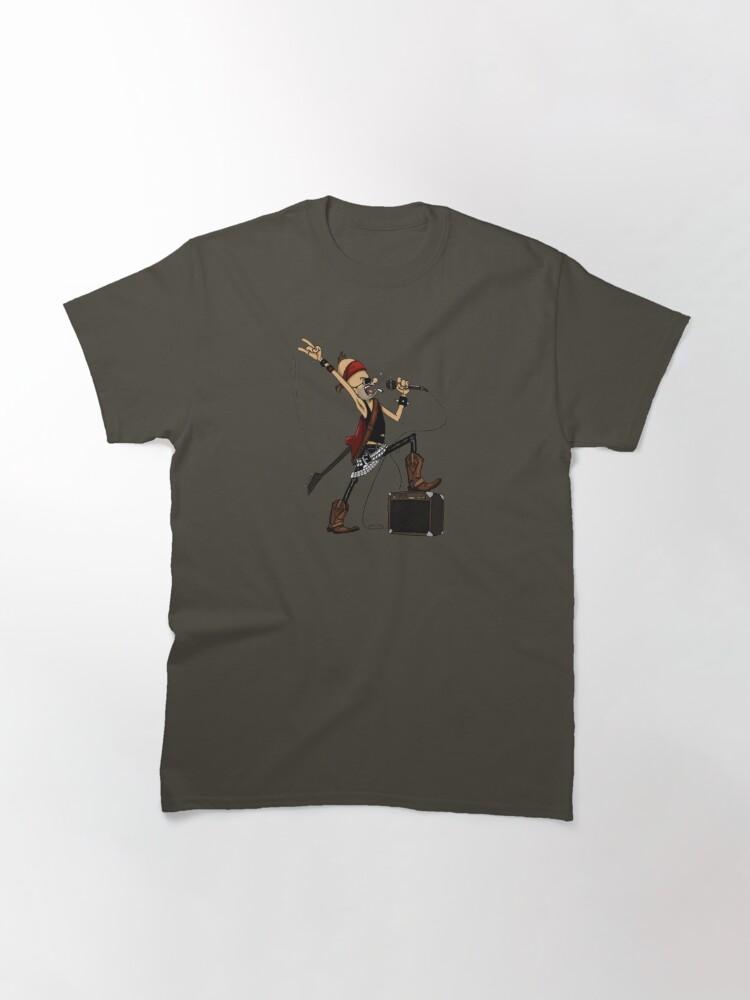 Alternative Ansicht von Rockstar Jochen by Zapf Classic T-Shirt