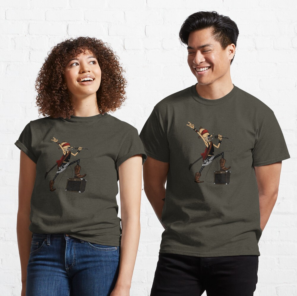 Rockstar Jochen by Zapf Classic T-Shirt