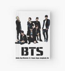 BTS Bangtan Boys Notizbuch
