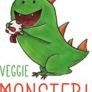 Veggie Monster! by saralynncreativ