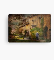 In the Cotswolds Metal Print