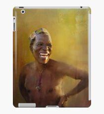 The San people! iPad Case/Skin