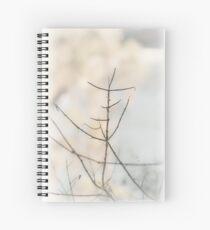 The Beckoning  © Vicki Ferrari Spiral Notebook