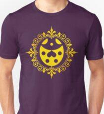 Goldene Erfahrung - Marienkäfer Slim Fit T-Shirt