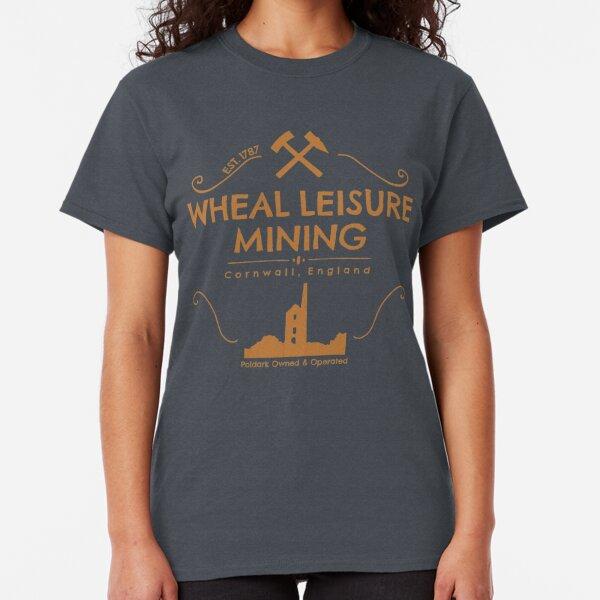Wheal Leisure Mining - Copper Classic T-Shirt
