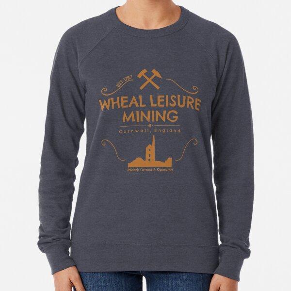 Wheal Leisure Mining - Copper Lightweight Sweatshirt