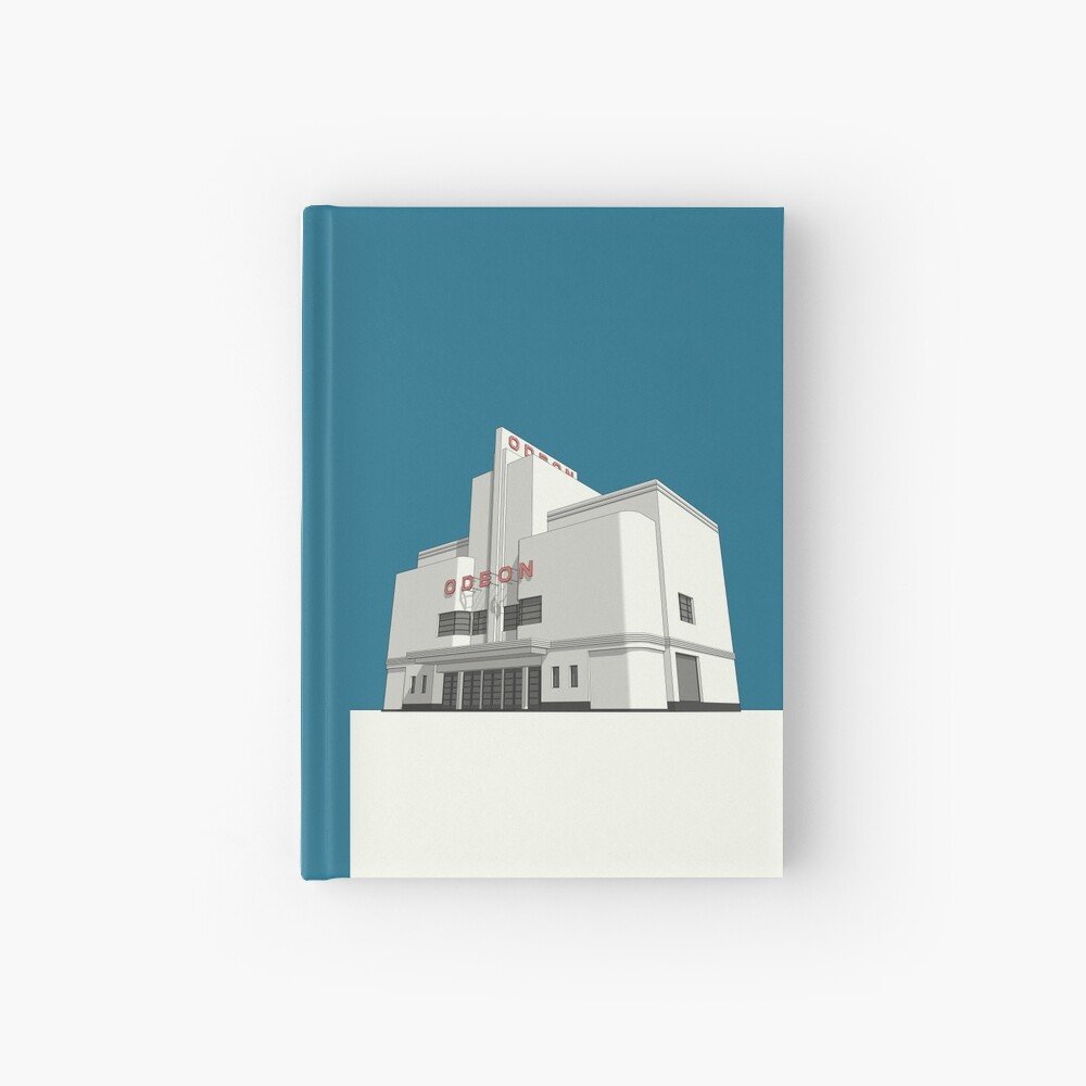 ODEON Balham Hardcover Journal
