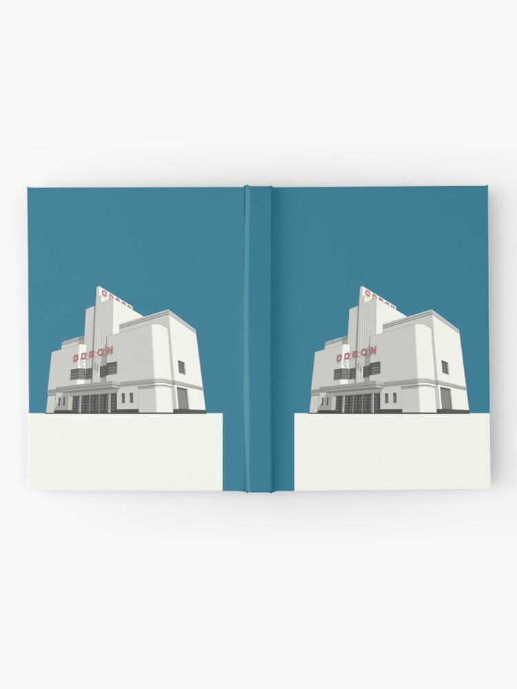 Alternate view of ODEON Balham Hardcover Journal