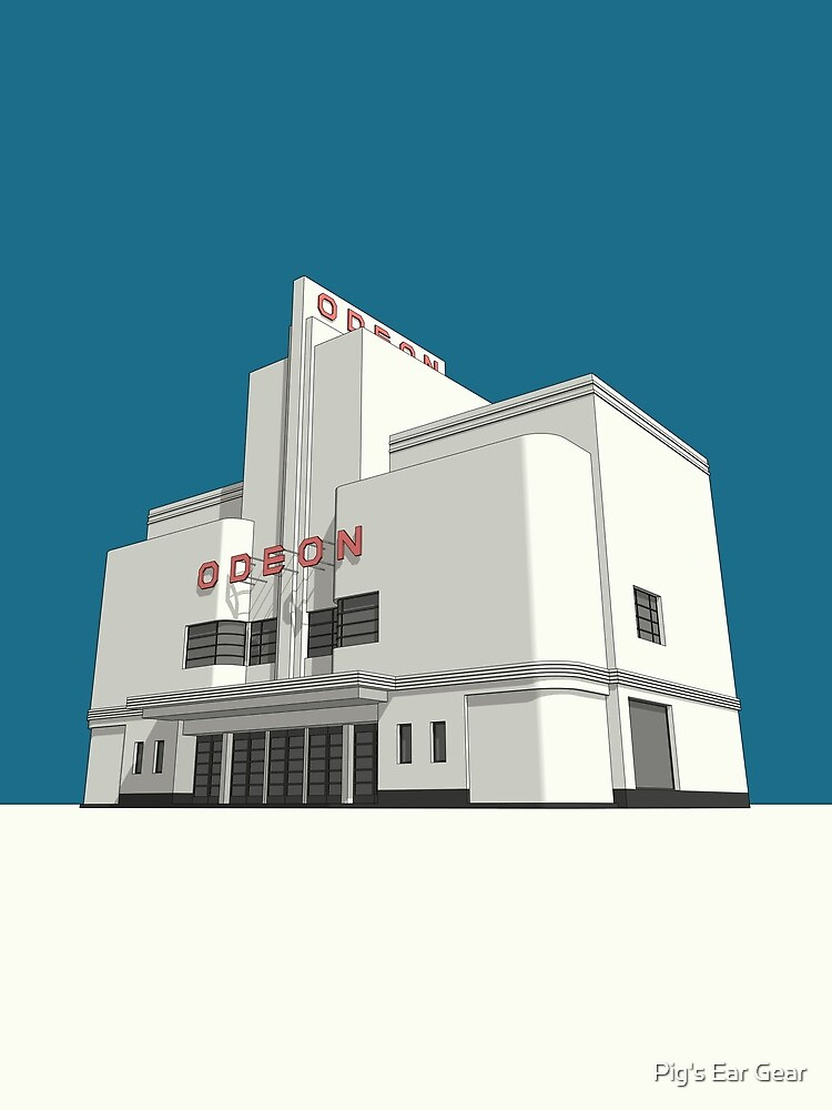 ODEON Balham by adorman
