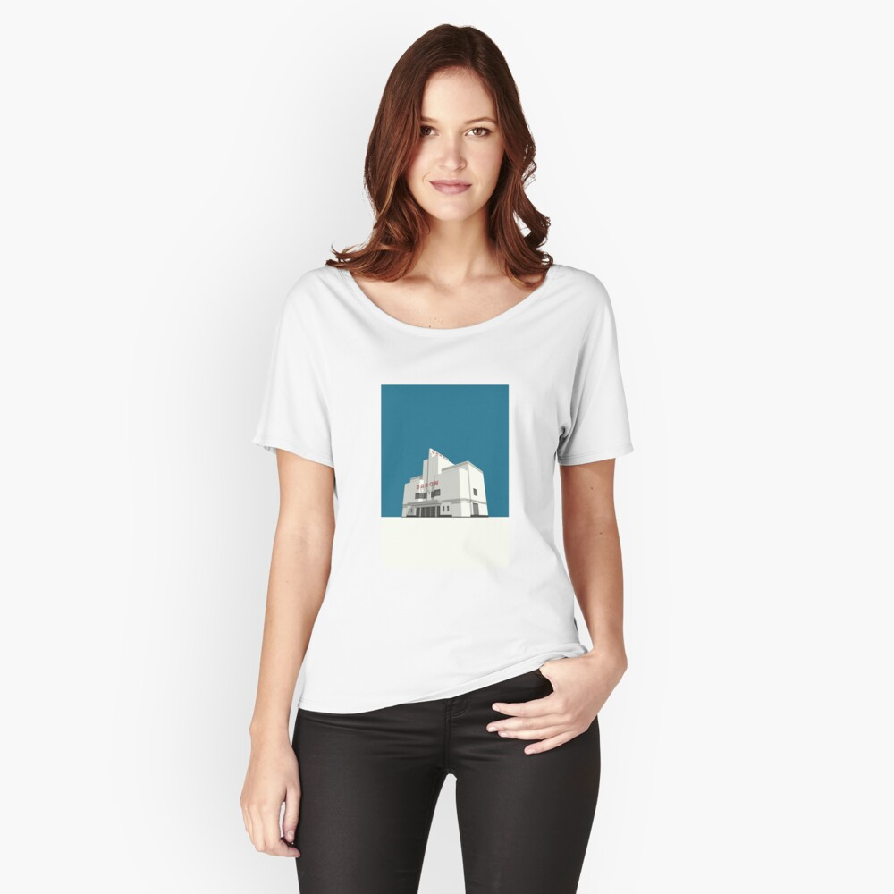 ODEON Balham Relaxed Fit T-Shirt