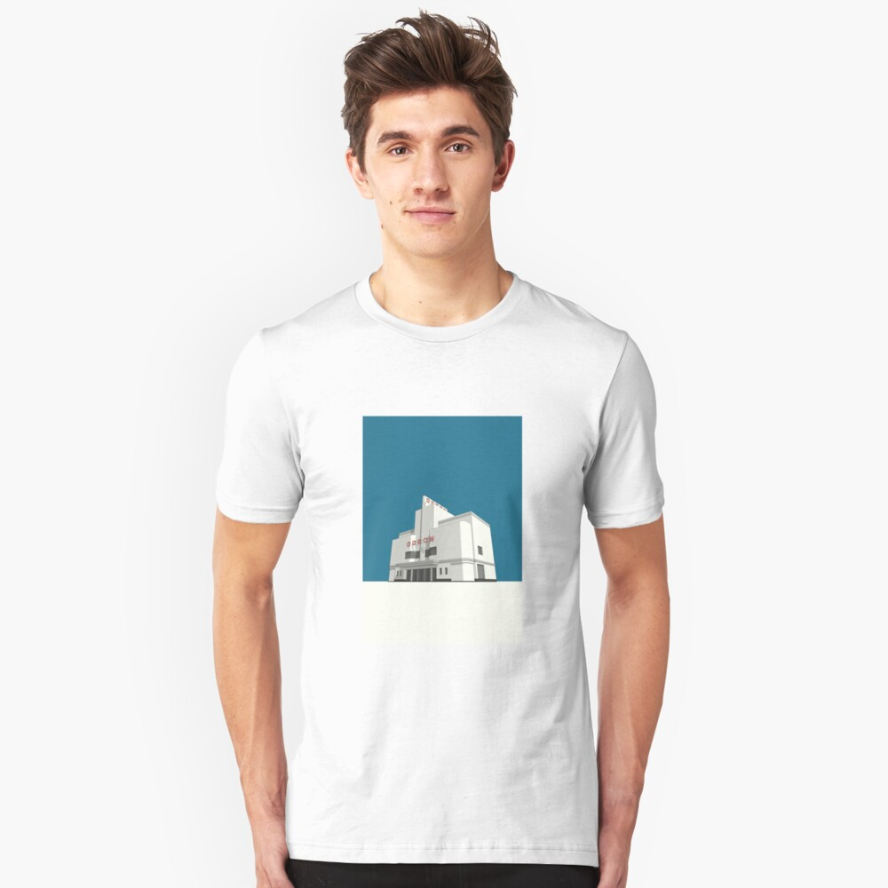 ODEON Balham Slim Fit T-Shirt