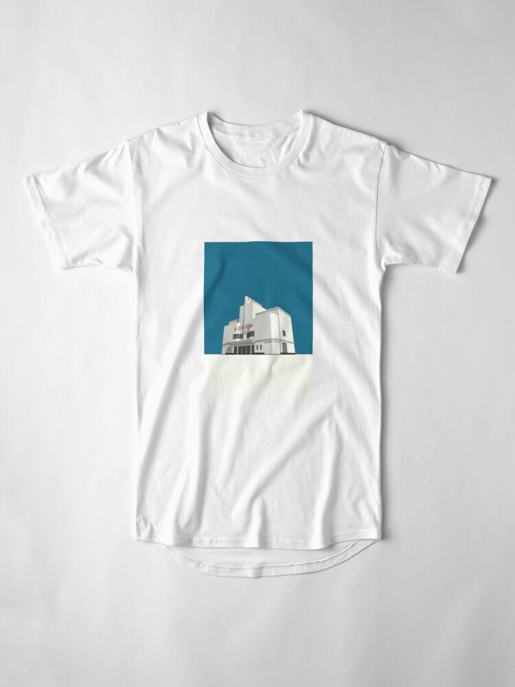 Alternate view of ODEON Balham Long T-Shirt