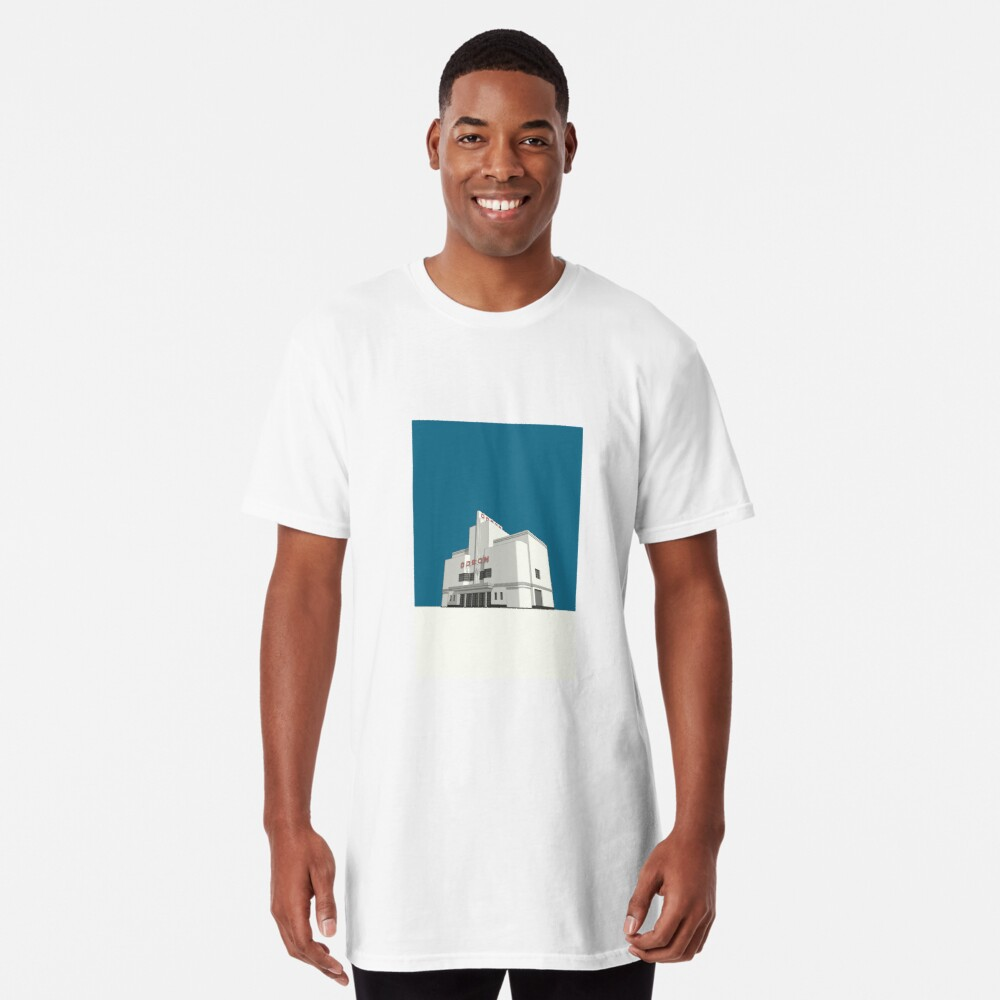 ODEON Balham Long T-Shirt